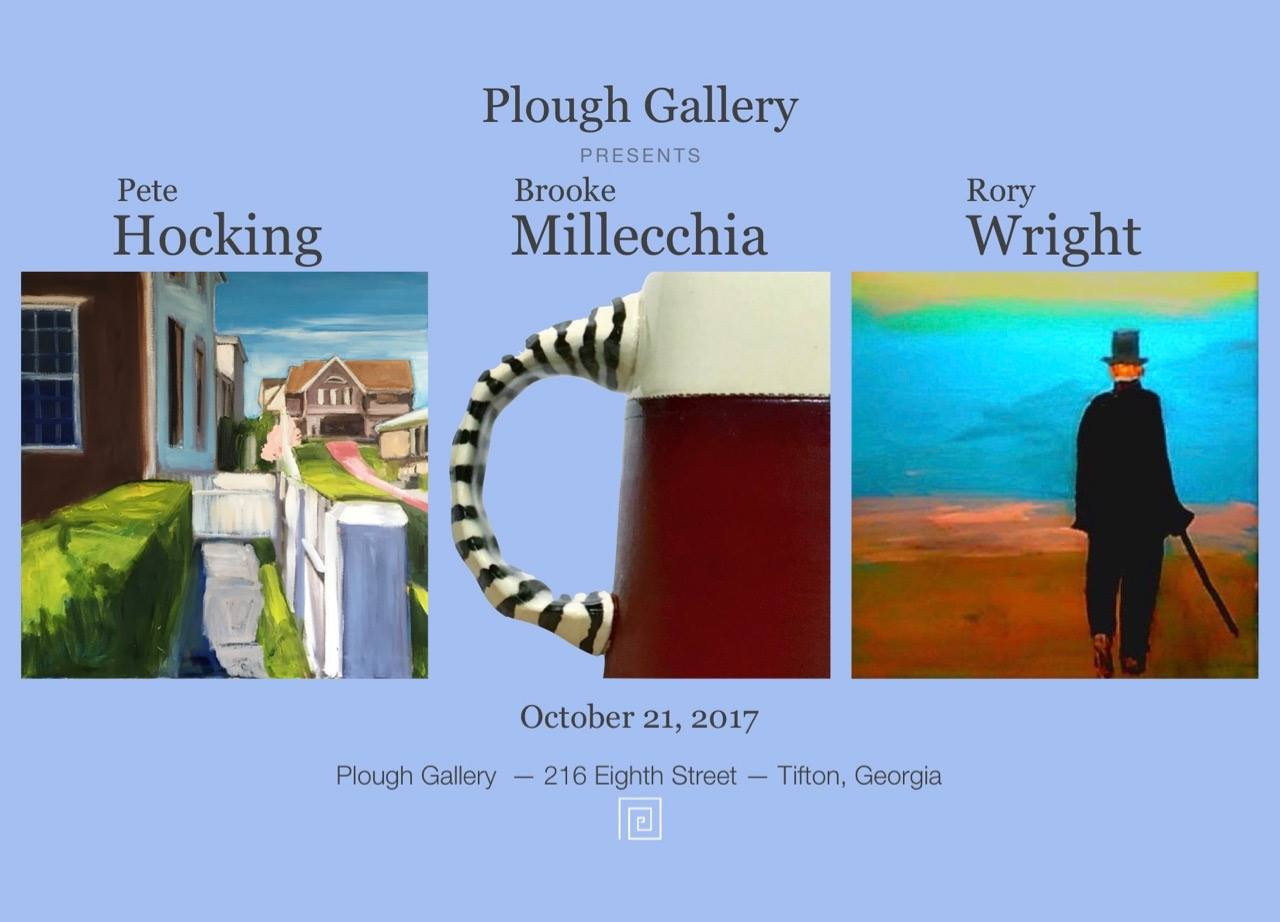 plough gallery card